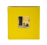 Photo album Bella Vista 25/25 yellow