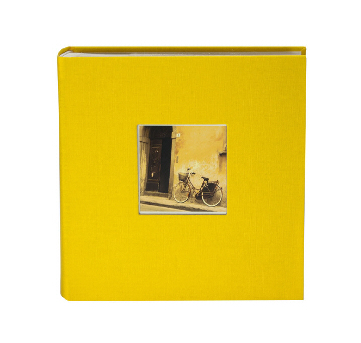 Goldbuch photo album Bella Vista 25/25 yellow