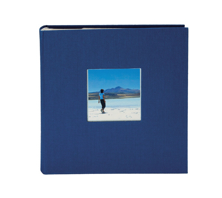Goldbuch photo album Bella Vista 25/25 blue