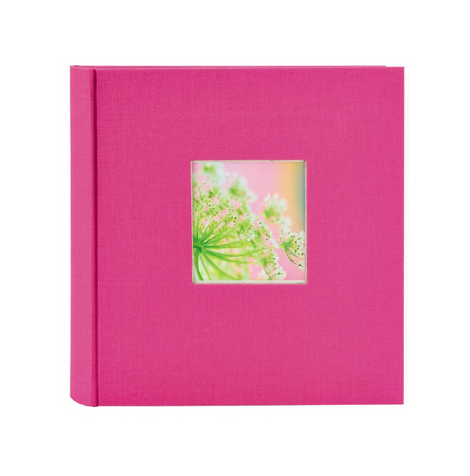 Goldbuch photo album Bella Vista 25/25 pink