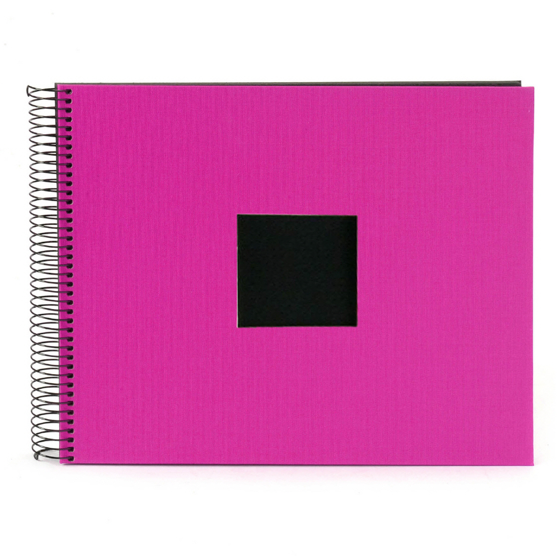 Goldbuch spiral album Bella Vista pink