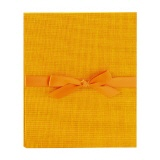Leporello album SUMMERTIME yellow