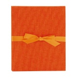 Leporello album SUMMERTIME orange