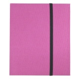 Leporello album BELLA VISTA pink