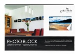 Picture frame BLOCK black 30/40