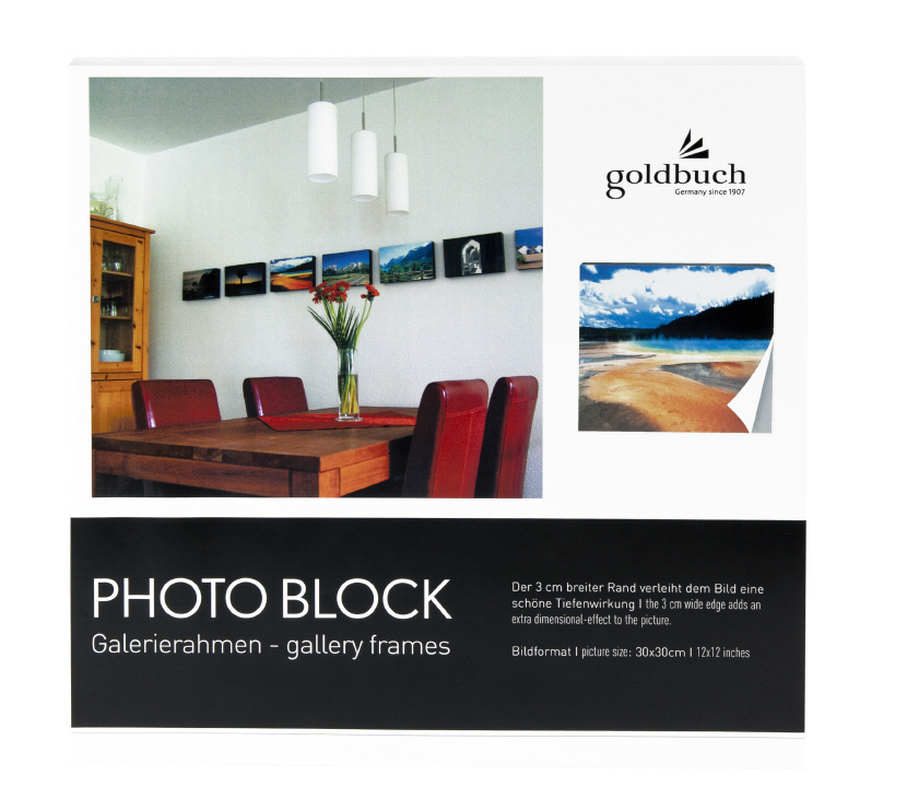 Goldbuch_picture_frame_PHOTO_BLOCK_white_30/30