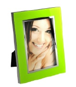 Picture frame BELLA VISTA 10/15 green