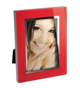 Picture frame BELLA VISTA 13/18 red