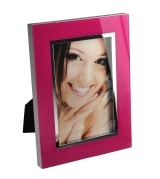 Picture frame BELLA VISTA 10/15 pink