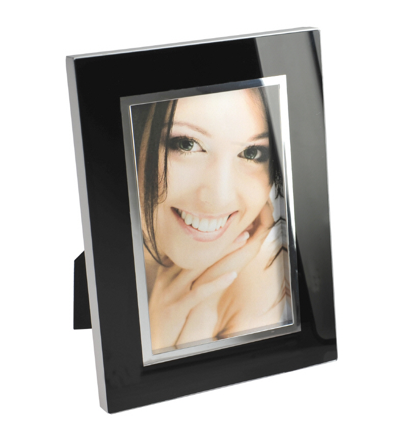 Picture frame BELLA VISTA 10/15 black