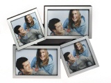 Picture frame LA VITA black - 4 photos