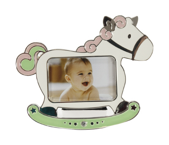 Goldbuch_picture_frame_HORSE_pink