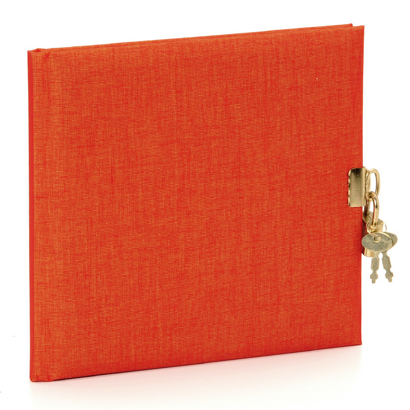goldbuch diary SUMMERTIME orange