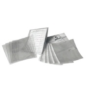 goldbuch transparent document sleeves - small