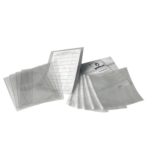goldbuch transparent envelope - large