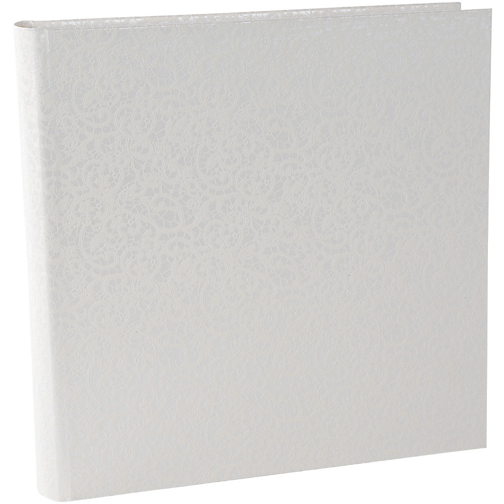 Wedding album Romeo white XXL