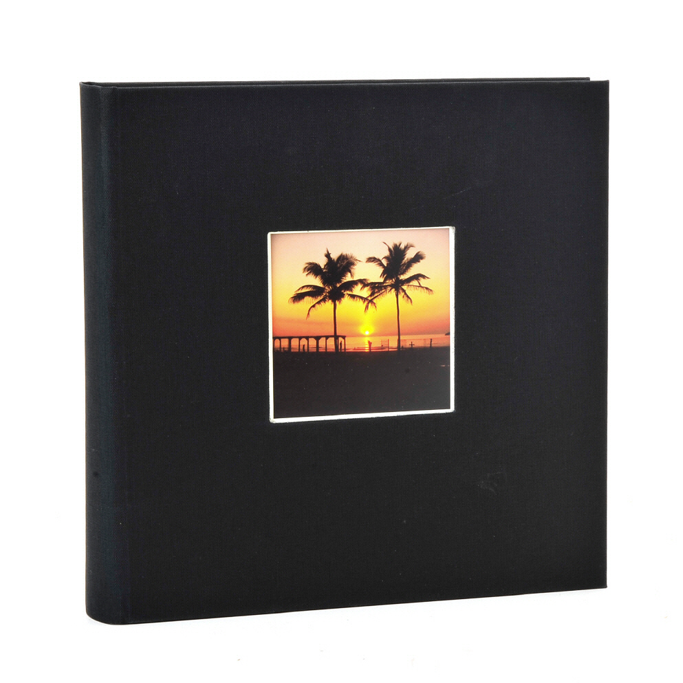 Goldbuch slip-in album Bella Vista black
