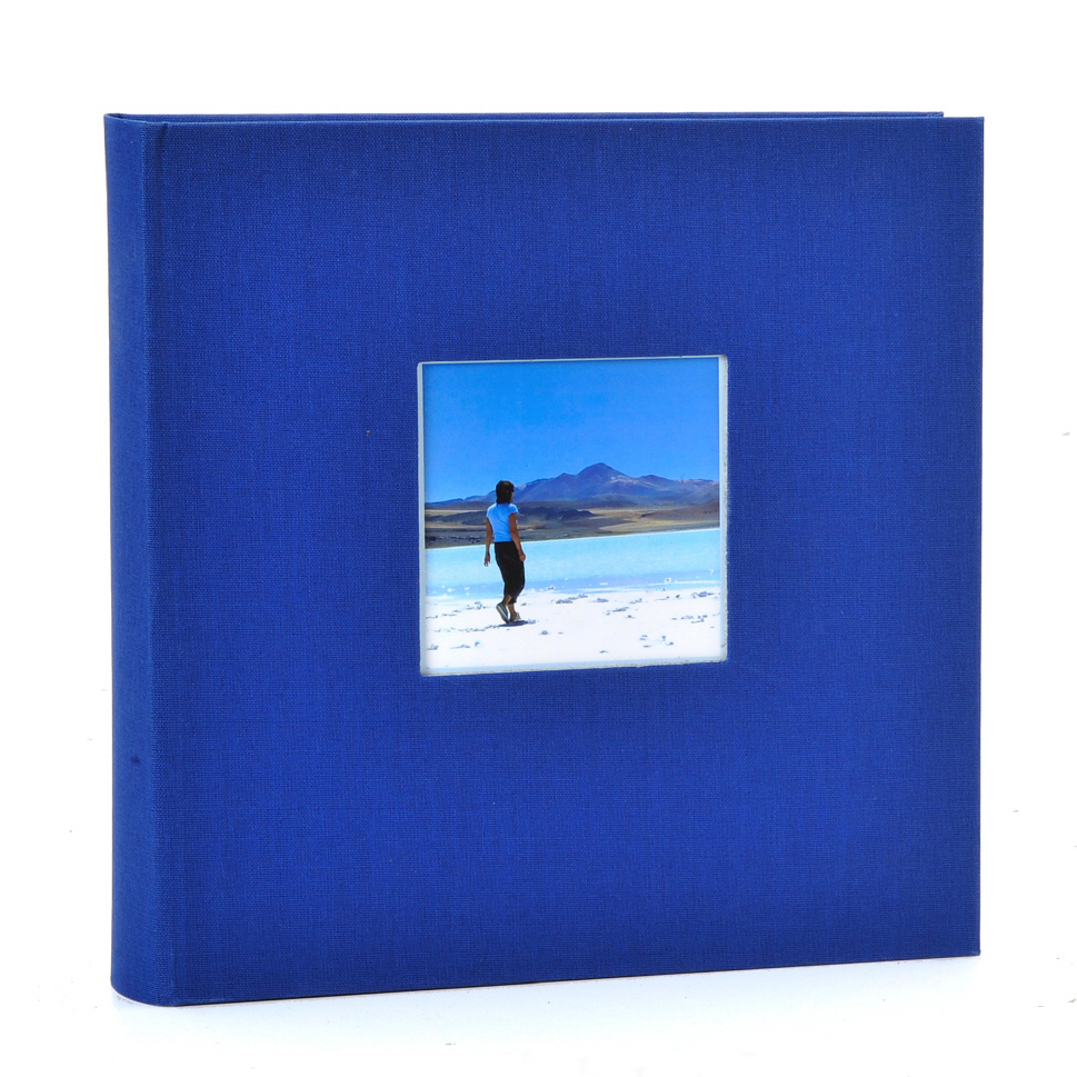 Goldbuch slip-in album Bella Vista blue