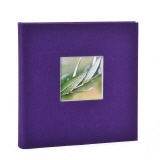 Slip-in album Bella Vista lilac