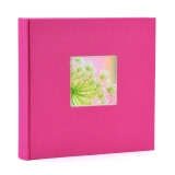 Slip-in album Bella Vista pink