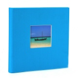Slip-in album Bella Vista turquoise