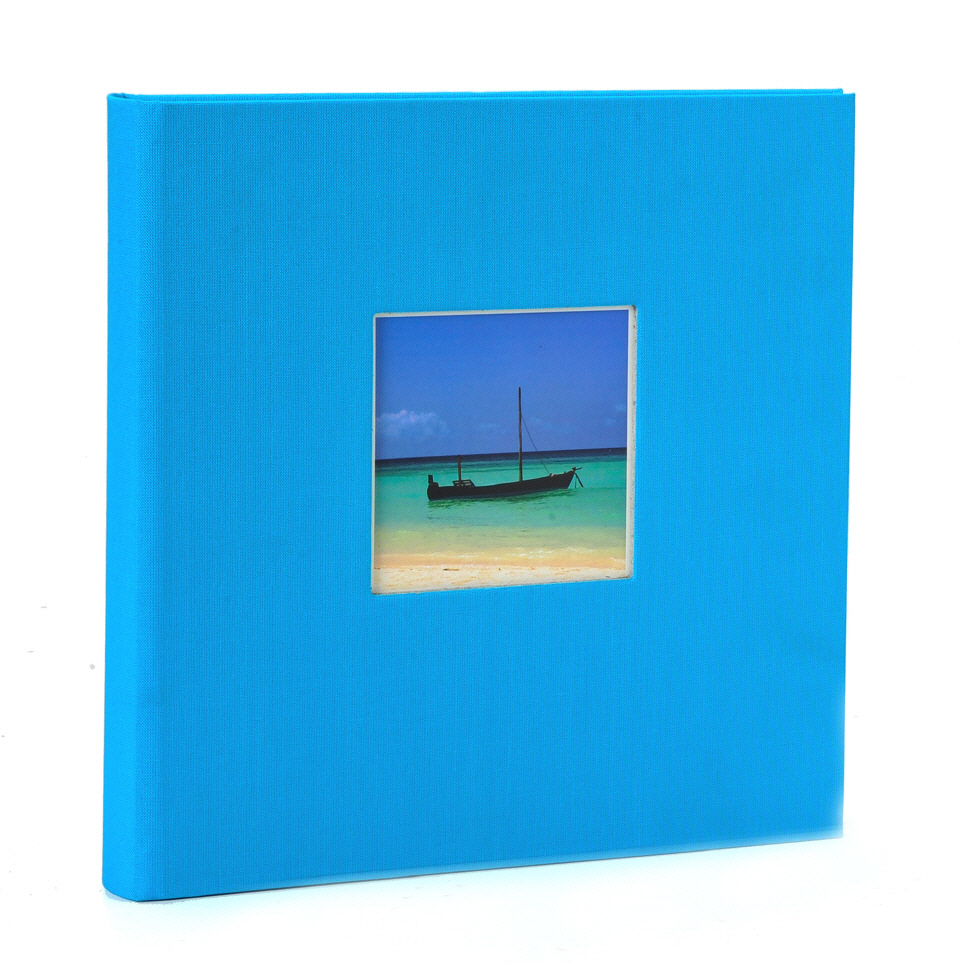 Goldbuch slip-in album Bella Vista turquoise