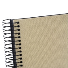 Bella Vista Trend spiral binding detailed