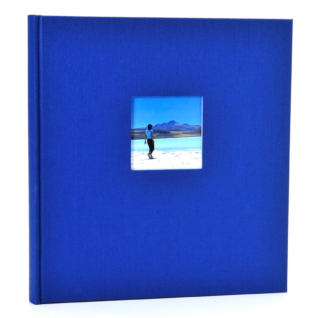 Goldbuch photo album BELLA VISTA 30/31 blue