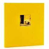 Photo album Bella Vista 30/31 yellow - w
