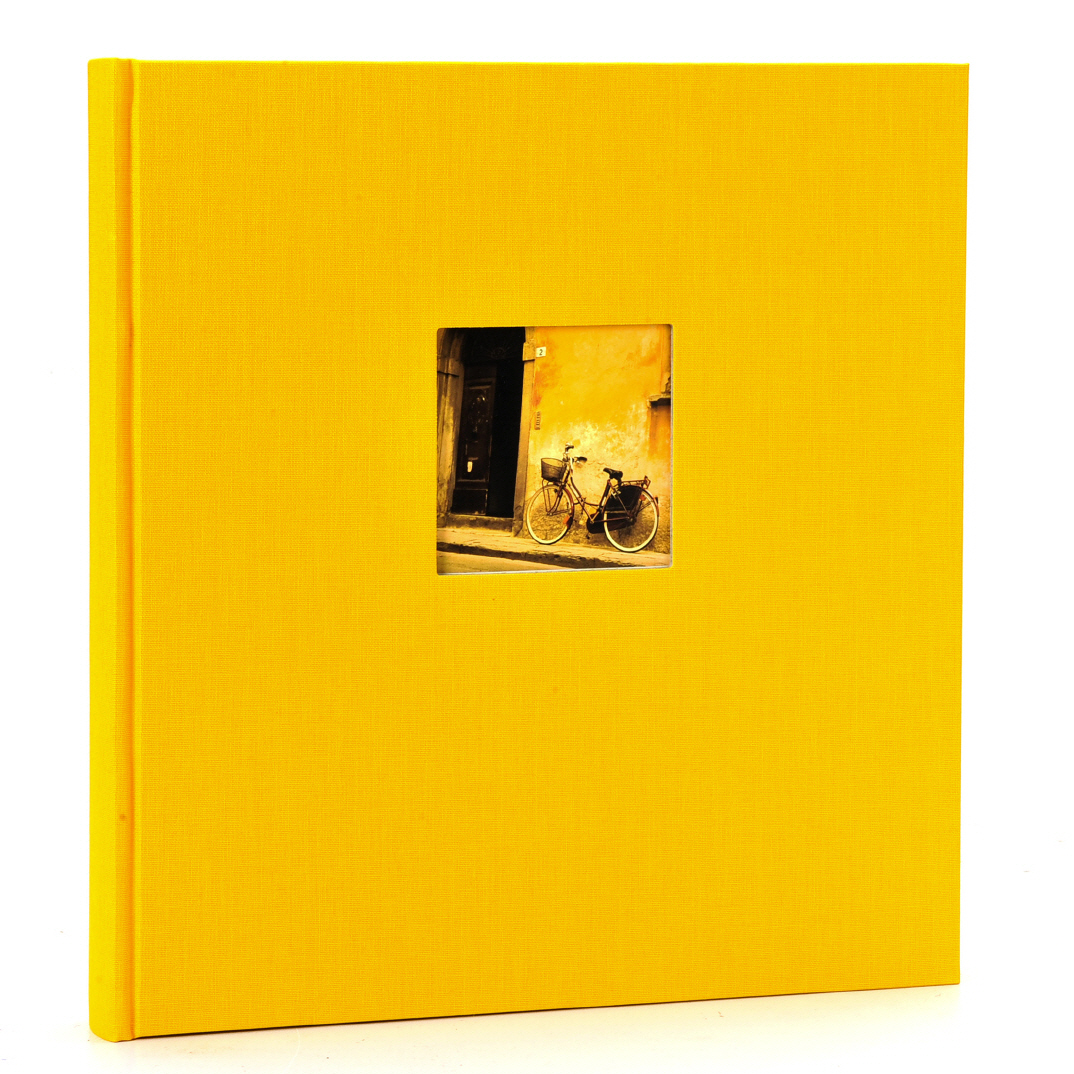Goldbuch photo album BELLA VISTA 30/31 yellow