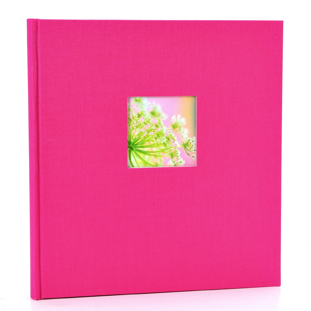 Goldbuch photo album BELLA VISTA 30/31 pink