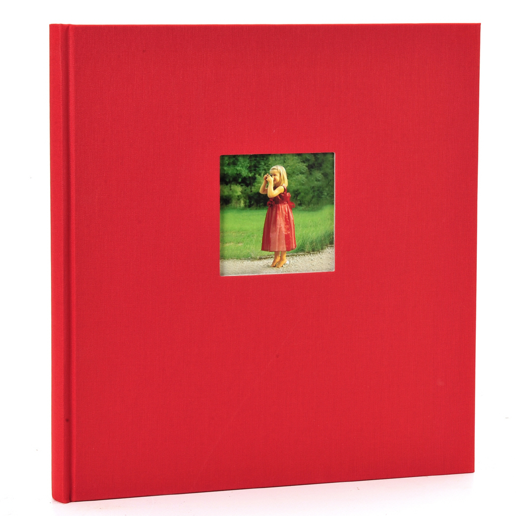 Goldbuch photo album BELLA VISTA 30/31 red