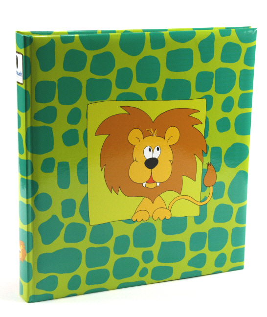goldbuch photo album SAFARI Lion - photo book