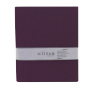 LINUM ring binder 934 purple 4 ring