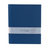 LINUM ring binder 916 blue 4 ring