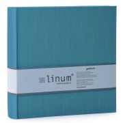 Slip-in album Linum 918 turquoise - 200 photos