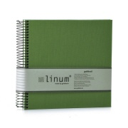Spiral album Linum 20/20 - 921 light green