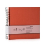 Spiral album Linum 20/20 - 927 red