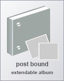 Post bound albums