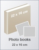 Photo book 22x16 cm