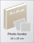 Photo book 25x25 cm