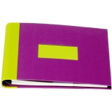Rössler photo album Mix and Match cassis-green