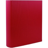 Rössler ring binder S.O.H.O. DIN A4 red