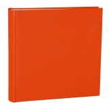 Semikolon photo album Album XL - orange