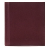 Semikolon 4-Ring Photograph File burgundy