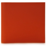 Semikolon 23-Ring Photograph Folder orange