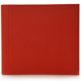 Semikolon 23-Ring Photograph Folder red