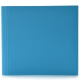 Semikolon 23-Ring Photograph Folder turquoise