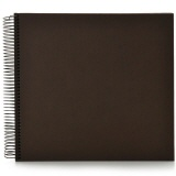 Spiral album Economy large brown
