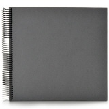 Spiral album Economy large grey